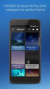 S8 Launcher UX Theme and Icon Pack apk free