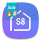 S8 Launcher UX Theme and Icon Pack apk free download