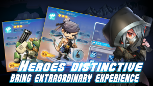 Shooting Heroes -Shooting games Free Hero Packs apk free android