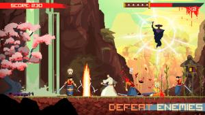 Super Samurai Rampage apk free