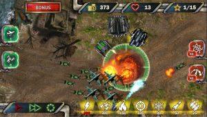 Tower Defense Next WAR PREMIUM apk android free