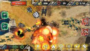 Tower Defense Next WAR PREMIUM apk free android