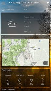 Weather live pro Android Free