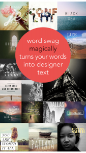 Word Swag Cool fonts quotes Android Free