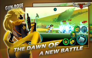 Zombie Avengers:Stickman War Z apk  free android