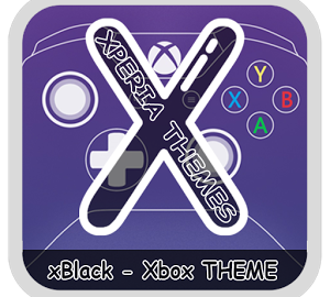 xBlack Xbox Theme Apk Free Download