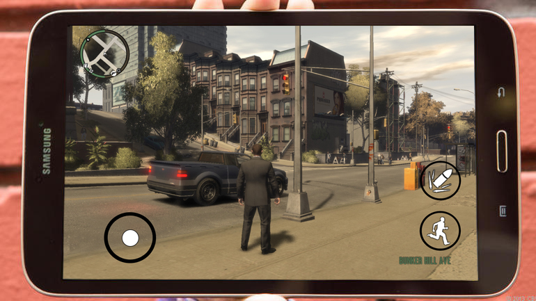 GTA IV android game