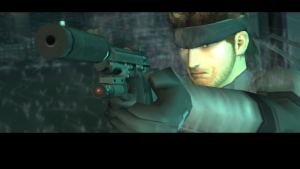 METAL GEAR SOLID 2 HD for SHIELD 2 Apk Free