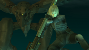 METAL GEAR SOLID 2 HD for SHIELD 2 Android Free