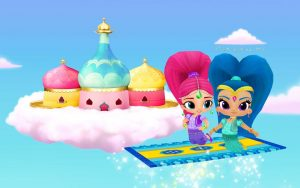 Shimmer and Shine Magical Genie Games for Kids 2 apk free