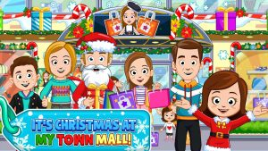 My Town Shopping Mall apk